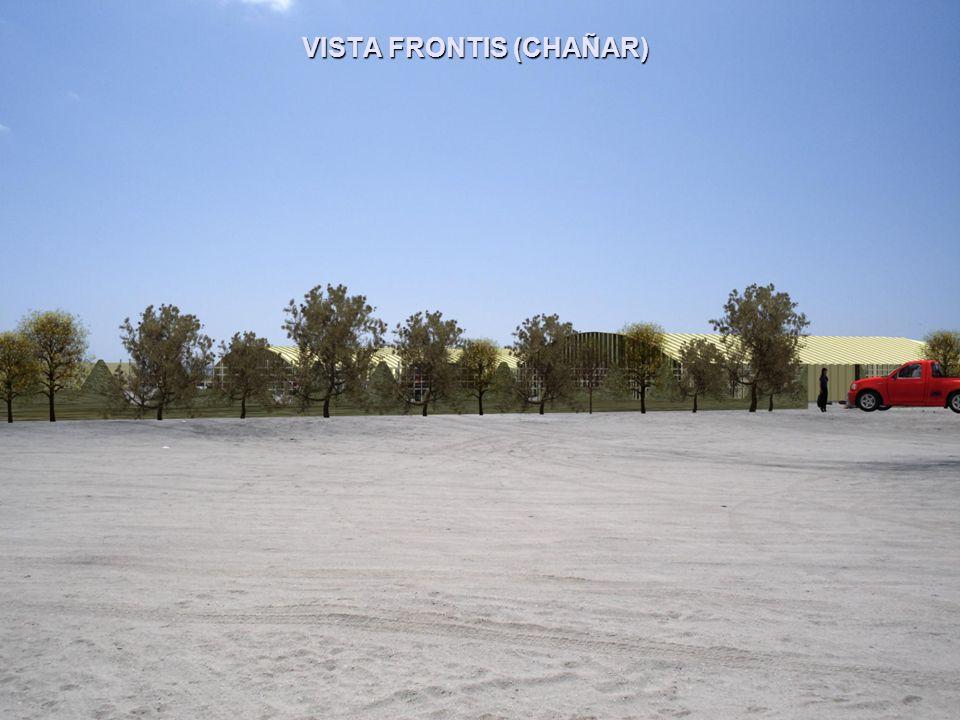 VISTA FRONTIS (CHAÑAR)