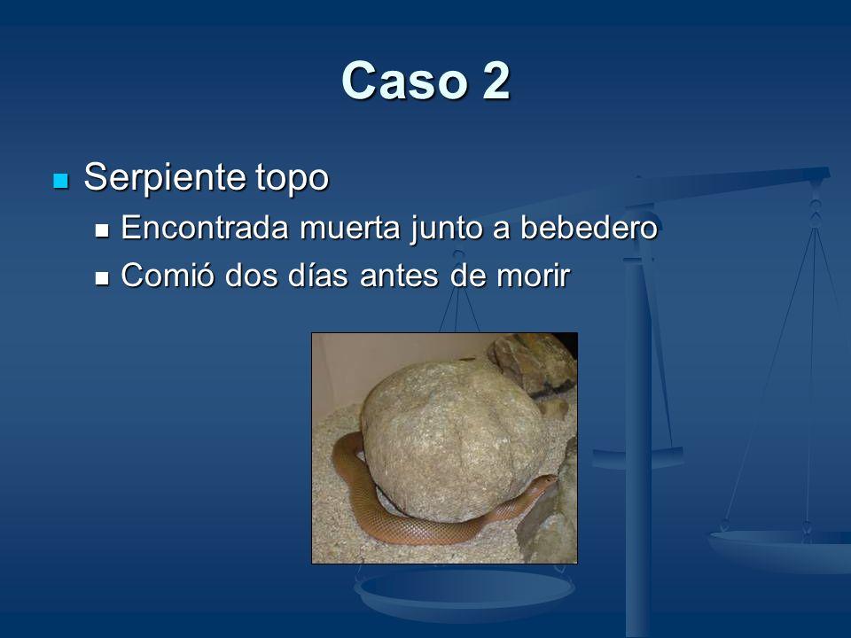 Tratamiento Halofuganone y Spiromicina Halofuganone y Spiromicina Pobre resultado en serpientes Pobre resultado en serpientes Calostro bovino hiperinm