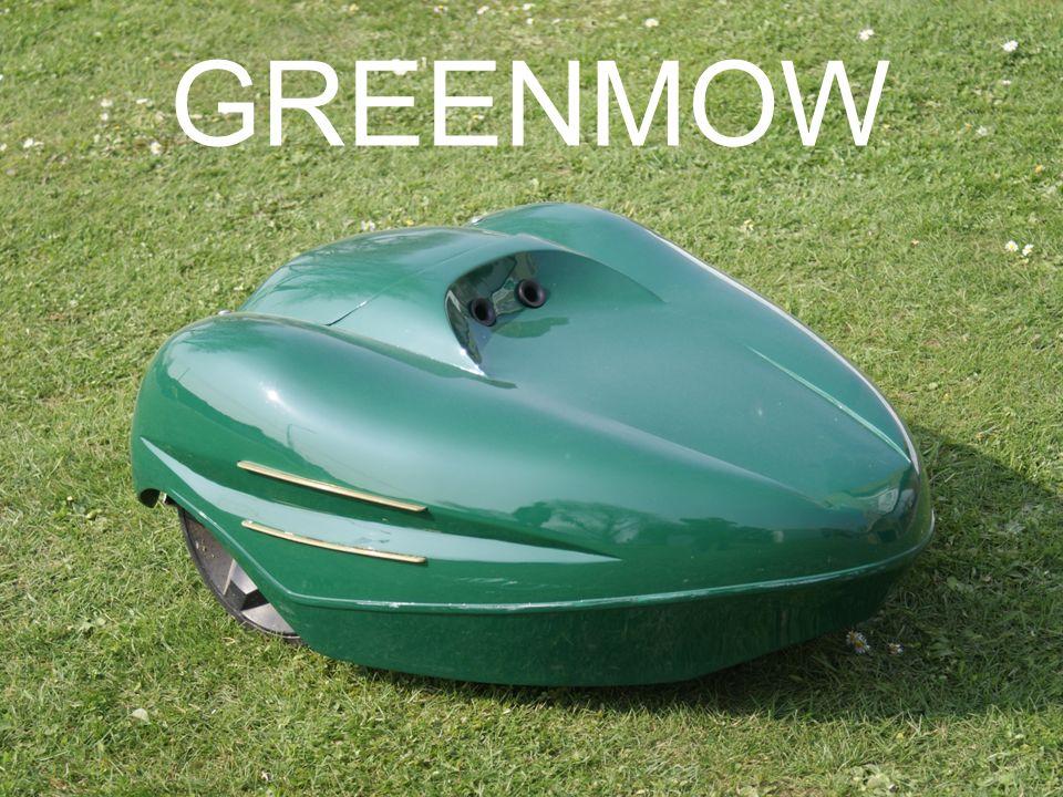 GREENMOW Con el Greenmow, su césped estará cuidado permanente todos los días de la semana, haga sol o llueva, toda la temporada y de forma automática.