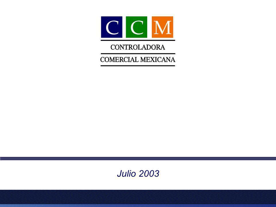 Julio 2003