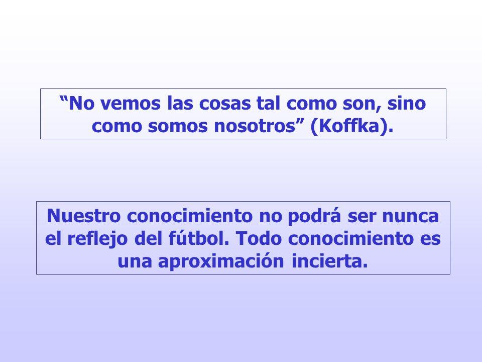 ORGANIZACIÓN DEL ENTRENAMIENTO PARA EL JUGADOR PARA EL EQUIPO La forma no es forma física.