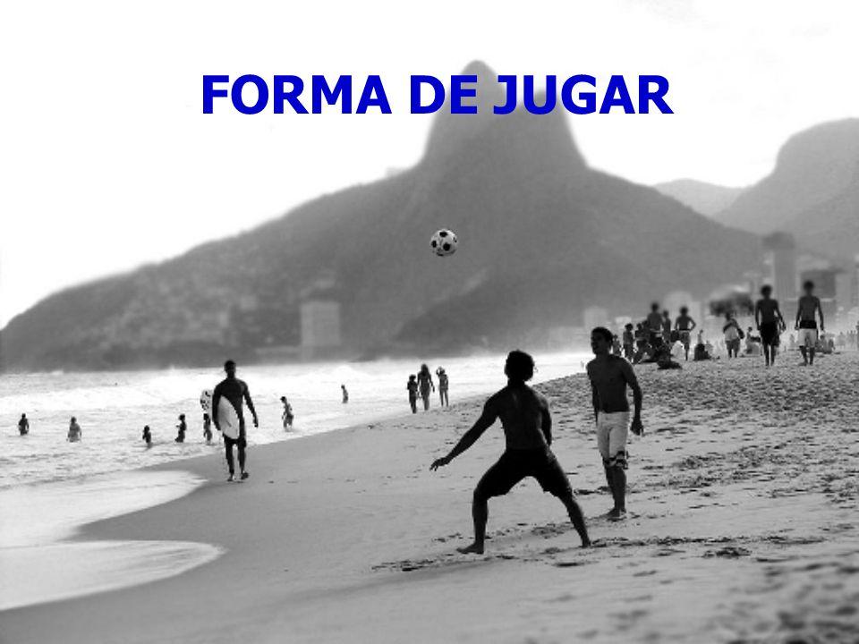 CARACTERISTICAS DE LOS JUGADORES IDEAS DEL ENTRENADOR UNA FORMA DE JUGAR QUE RESPETANDO LAS IDEAS DEL ENTRENADOR SE ADAPTE A LAS CARACTERISTICAS DE LOS JUGADORES Y A SUS RELACIONES