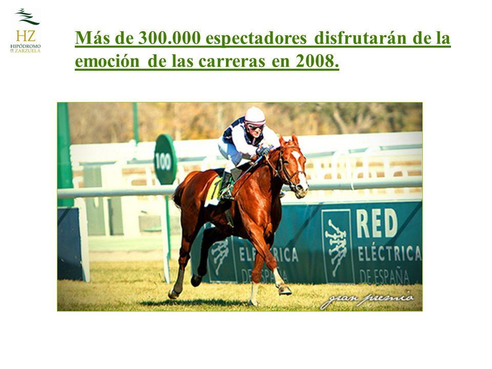 Más de 5.000 personas disfrutaron de la última jornada de carreras del año 2007 Hubo RECORD ABSOLUTO de recaudación de apuestas: 410.000