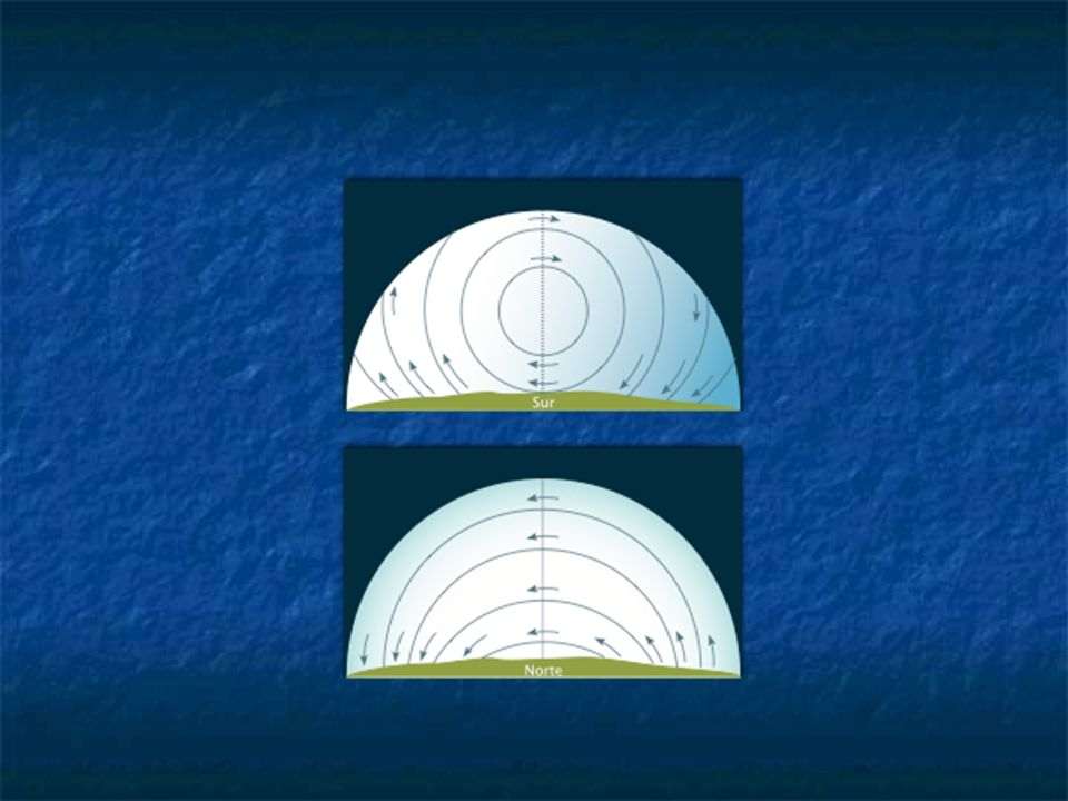La luna en su traslación alrededor de la Tierra la vemos iluminada por el Sol de distinta forma produciendo las fases lunares.