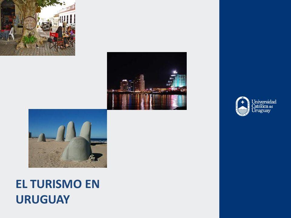 EL TURISMO EN URUGUAY