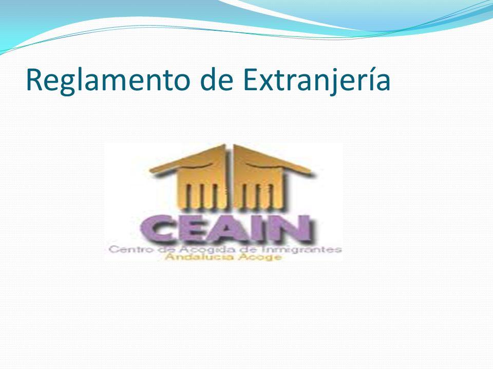 Modificación del RD de Comunitarios 240/2007por sentencia del TS ganada por Andalucía Acoge y la APDHA Reforma de la ley de extranjería LO 4/2000 por la ley orgánica 2/2009 de 11 de diciembre.