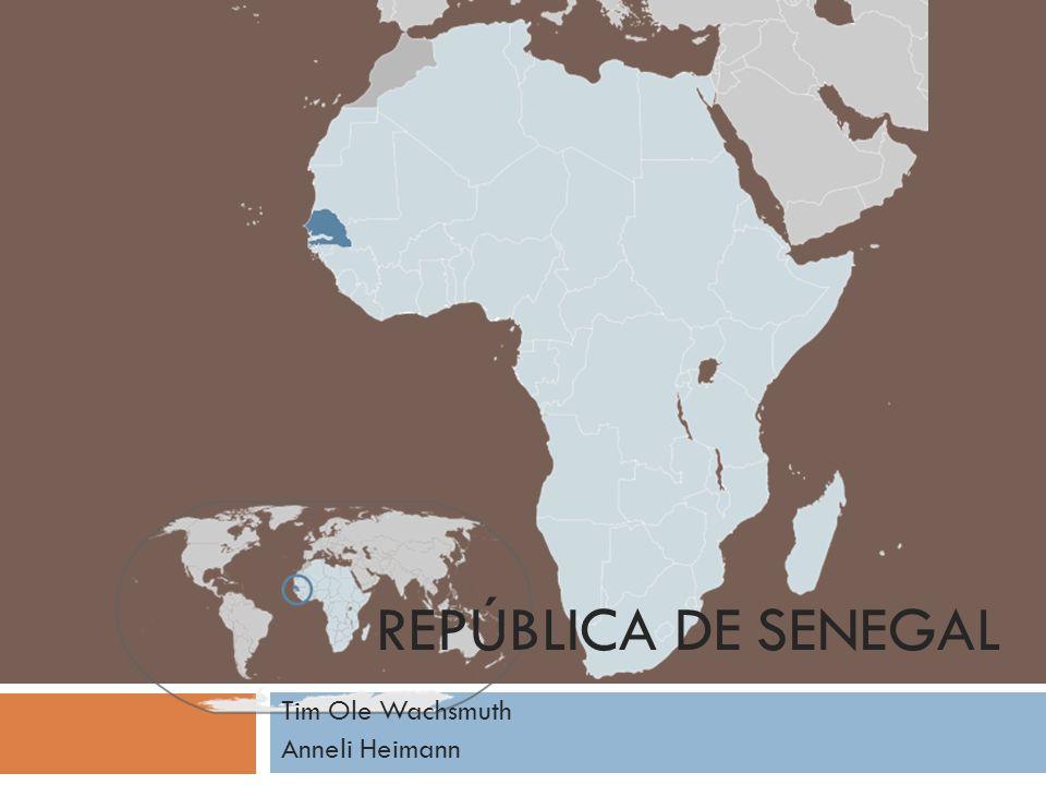 Senegal - Contexto Histórico (6) Desde los 1980´s, conflicto separatista sobre la región de Casamanza MDFC (Movimiento Fuerzas Democrático de la Casamanza) Identidad propia fuerte 60% Jola y 17% cristiano Aline Sitoe Diatta