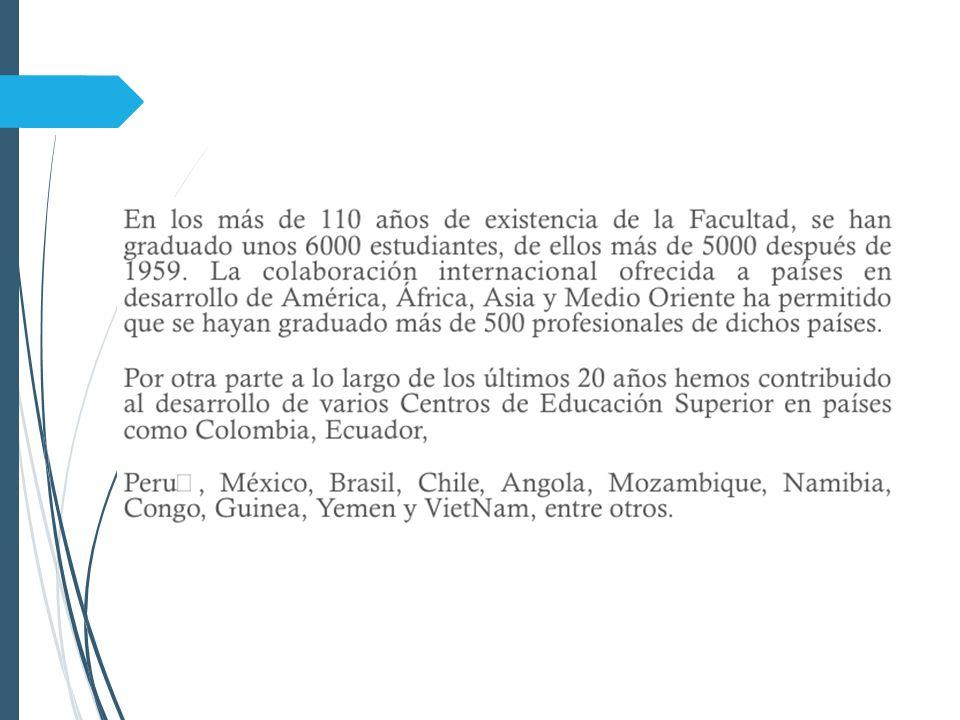 DIRIGIDO POR: Dirigido por docentes titulares y eméritos de la Facultad de Ingeniería Agronómica ACREDITADA DE EXCELENCIA y Facultad de Ciencias Agropecuarias, de la Universidad Nacional Agraria de la Habana Provincia de Mayabeque CUBA