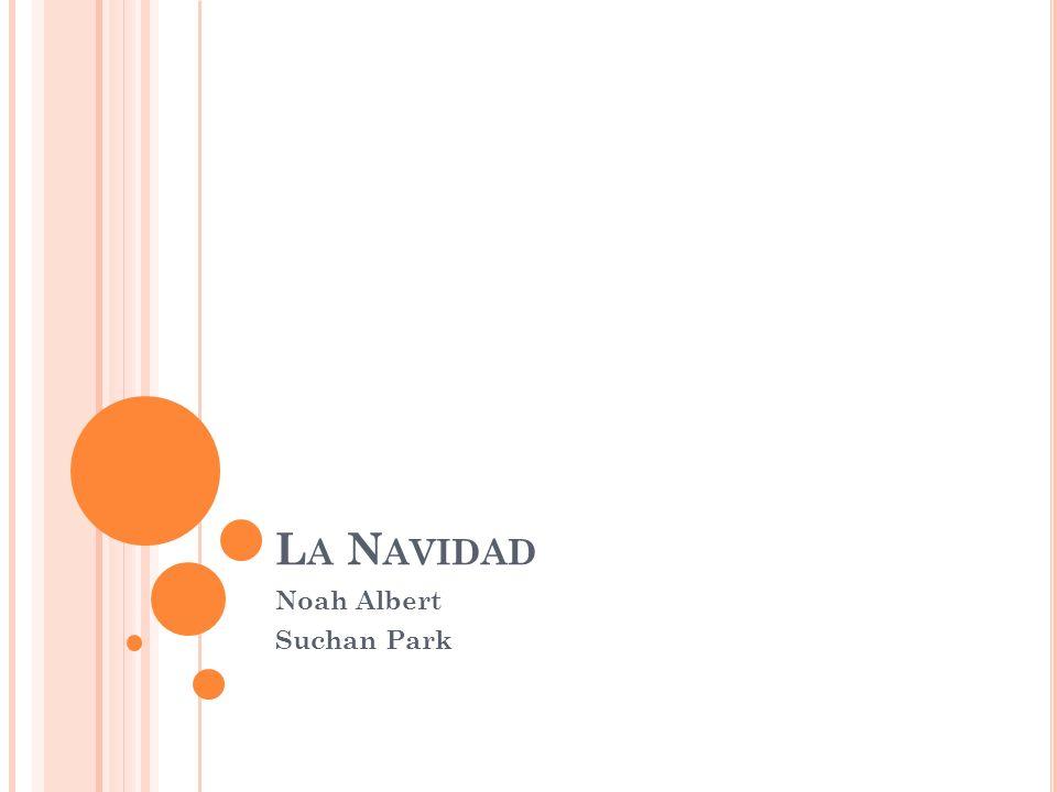 L A N AVIDAD Noah Albert Suchan Park