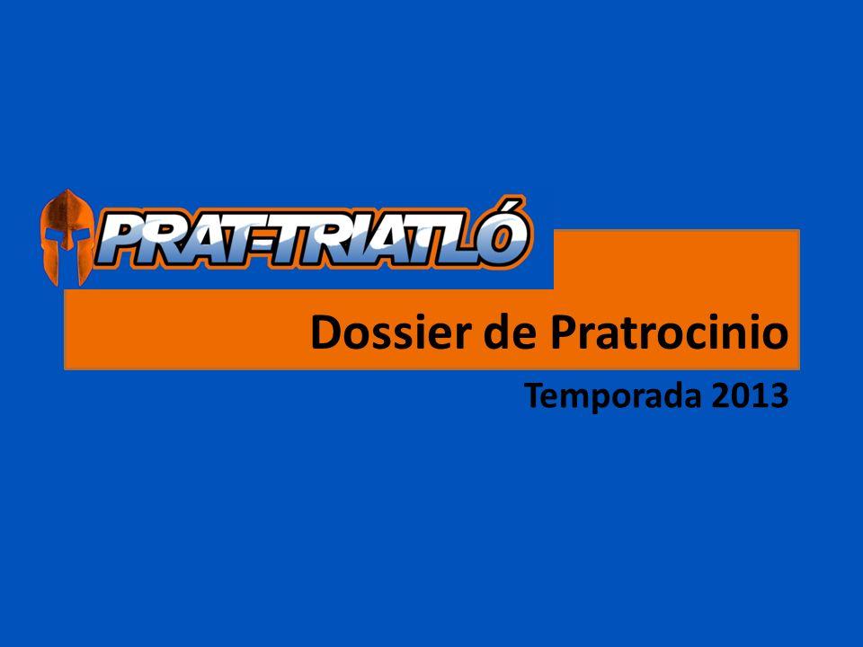 Dossier de Pratrocinio Temporada 2013