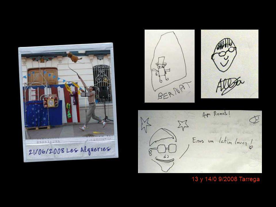 13 y 14/0 9/2008 Tarrega