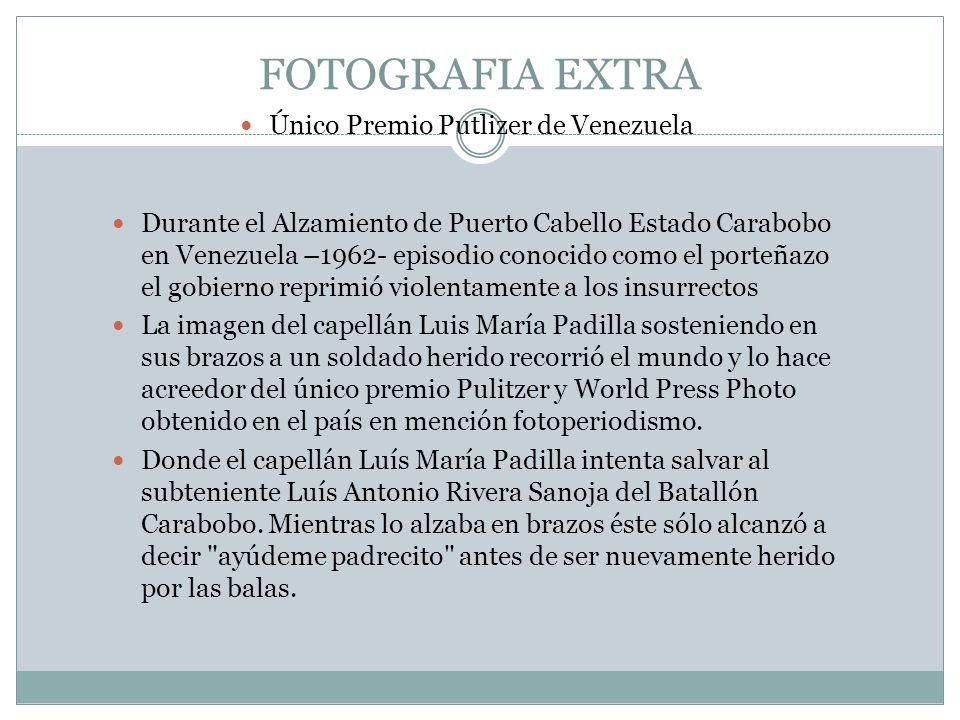 FOTOGRAFIA EXTRA Único Premio Putlizer de Venezuela Durante el Alzamiento de Puerto Cabello Estado Carabobo en Venezuela –1962- episodio conocido como
