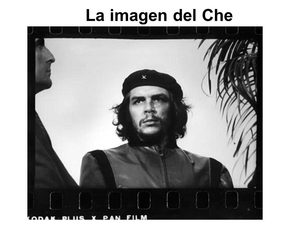 La imagen del Che