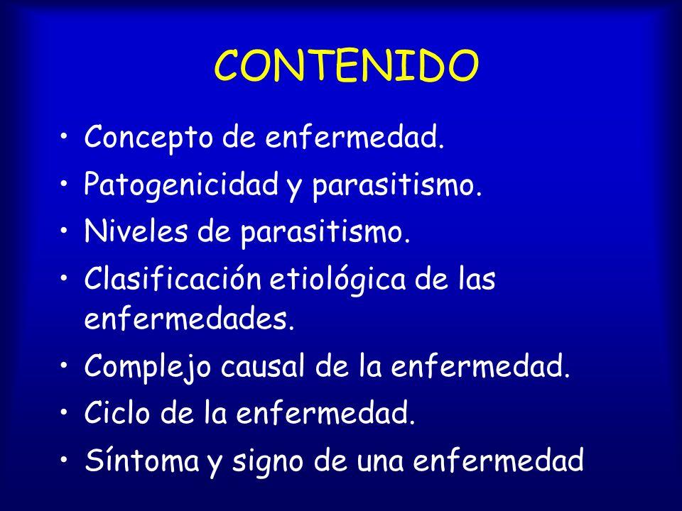 Concepto de enfermedad Curso de Fitopatología 2005 Ing. Agr. Vivienne Gepp