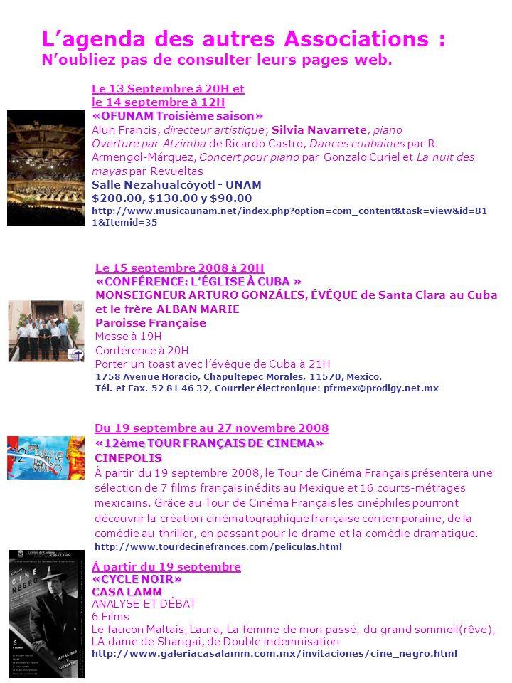 TOURNÉS VERS LA FRANCE INFORMATION AUX FAMILLES DE LA CIRCONSCRIPTION CONSULAIRE-2ÈME CLB MEXICO I.