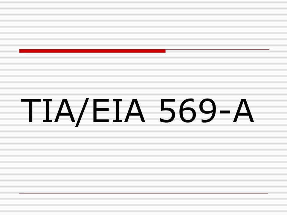 TIA/EIA 569-A