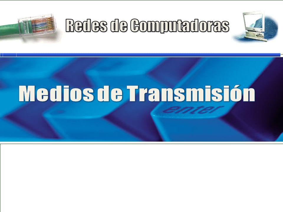 Transmisión de Datos El éxito de la transmisión depende de: – La calidad de la señal que se transmite – Características de medios de transmisión 2