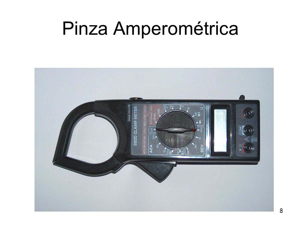 8 Pinza Amperométrica