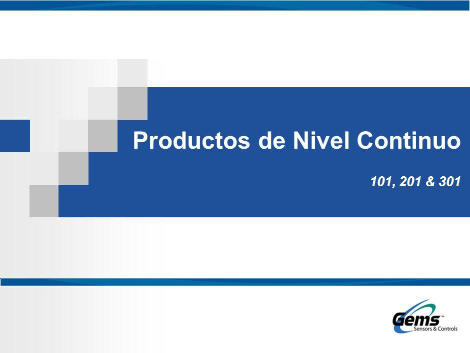 Productos de Nivel Continuo 101, 201 & 301