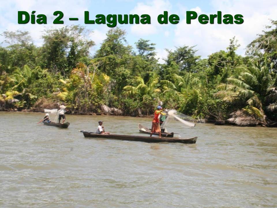 Día 2 – Laguna de Perlas