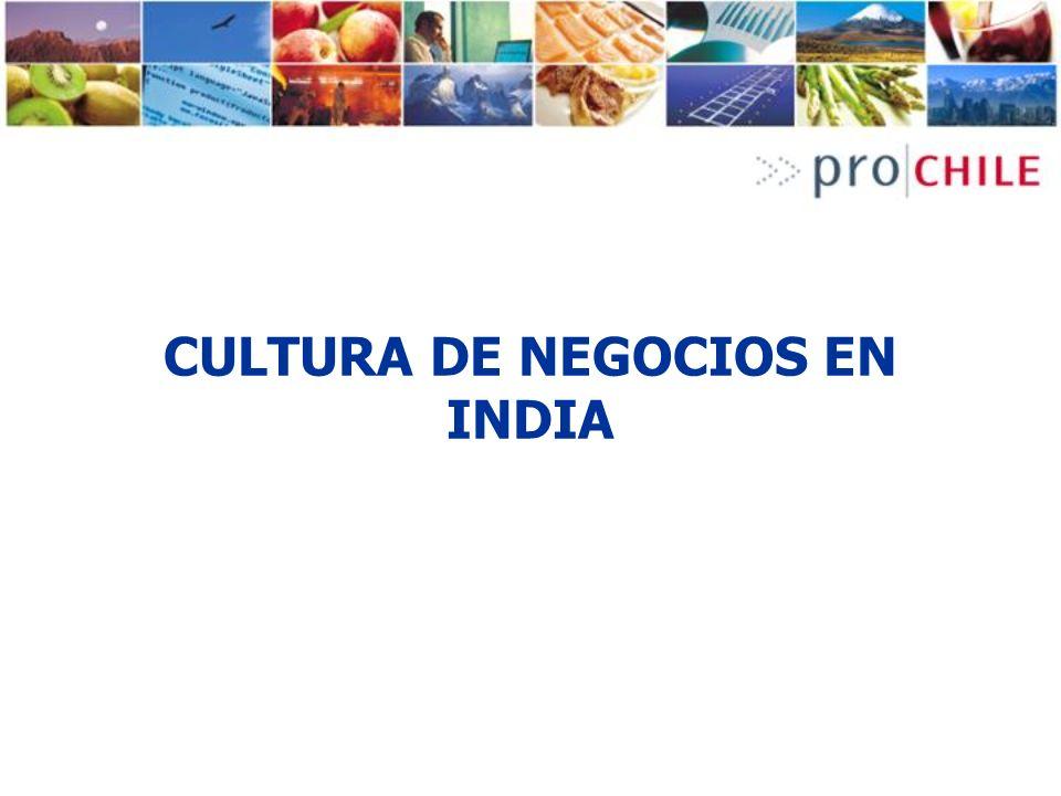 CULTURA DE NEGOCIOS EN INDIA