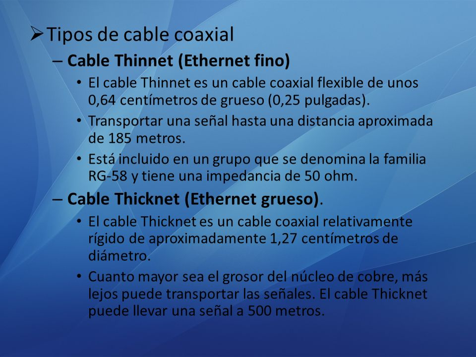 Cable par trenzado En su forma más simple, un cable de par trenzado consta de dos hilos de cobre aislados y entrelazados.