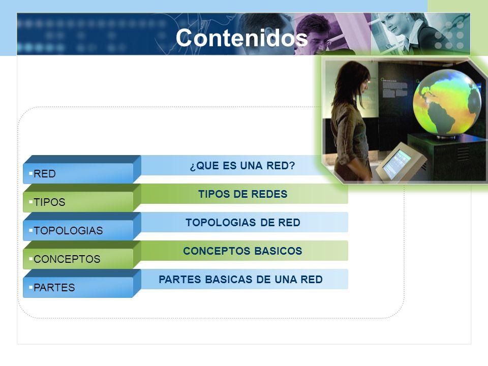 Una red es la unión de dos o más computadores con el objeto de compartir recursos e intercambiar información.