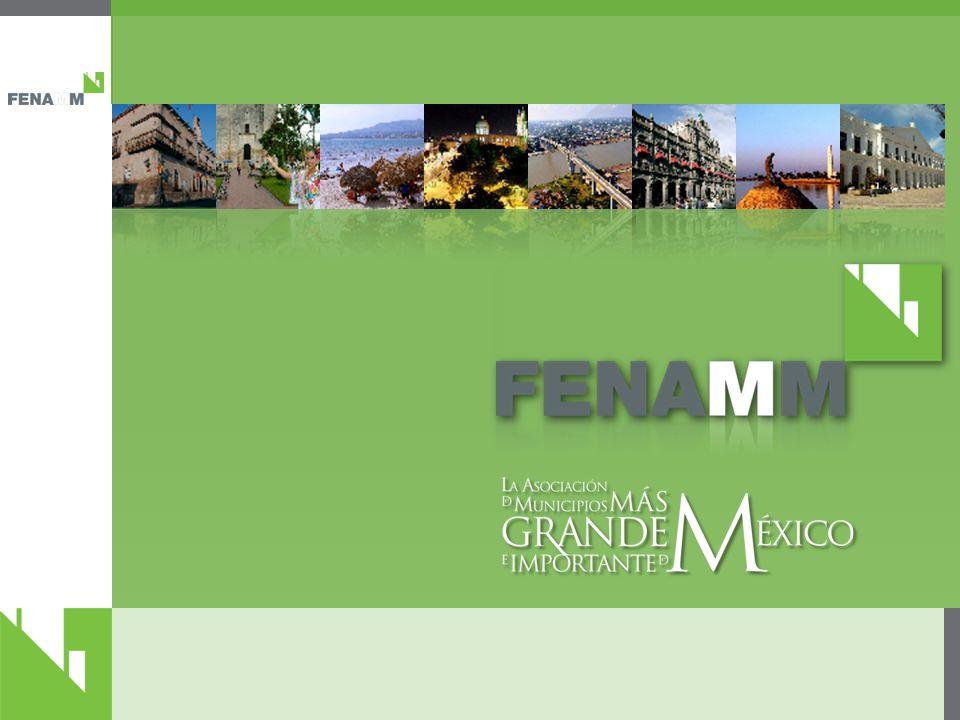 Asociaciones Nacionales: ANAC, AALMAC y FENAMM.