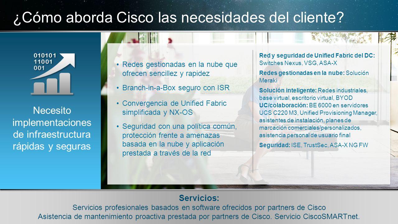 © 2010 Cisco y/o sus filiales. Todos los derechos reservados. Información confidencial de Cisco 10 © 2010 Cisco y/o sus filiales. Todos los derechos r