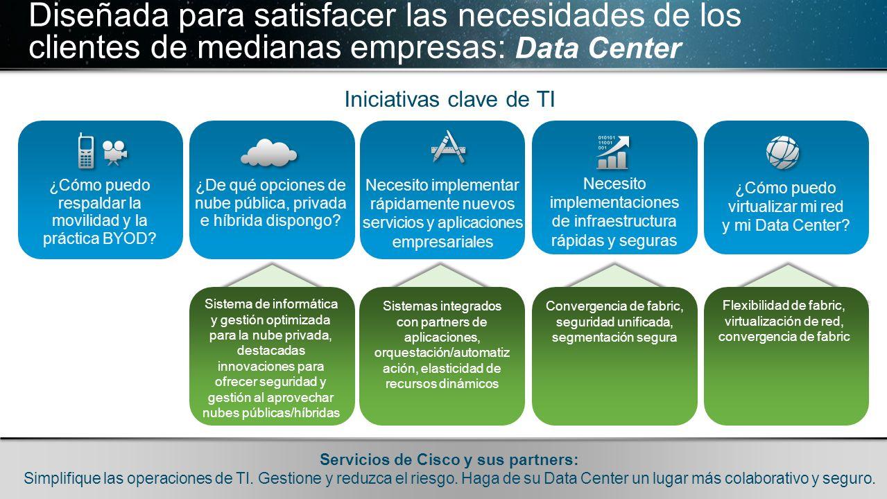 © 2010 Cisco y/o sus filiales. Todos los derechos reservados. Información confidencial de Cisco 17 © 2010 Cisco y/o sus filiales. Todos los derechos r
