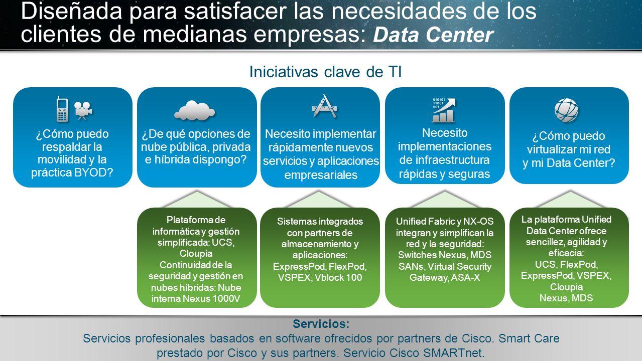 © 2010 Cisco y/o sus filiales. Todos los derechos reservados. Información confidencial de Cisco 18 © 2010 Cisco y/o sus filiales. Todos los derechos r