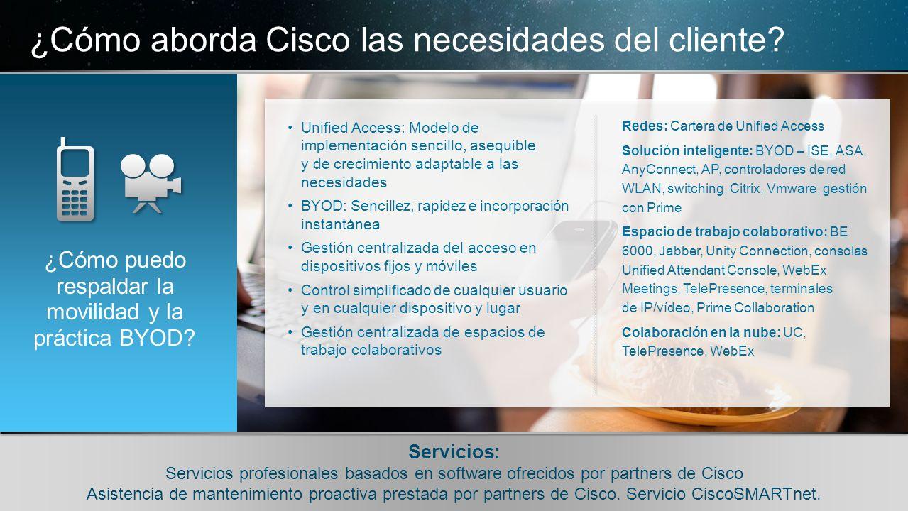 © 2010 Cisco y/o sus filiales. Todos los derechos reservados. Información confidencial de Cisco 7 © 2010 Cisco y/o sus filiales. Todos los derechos re