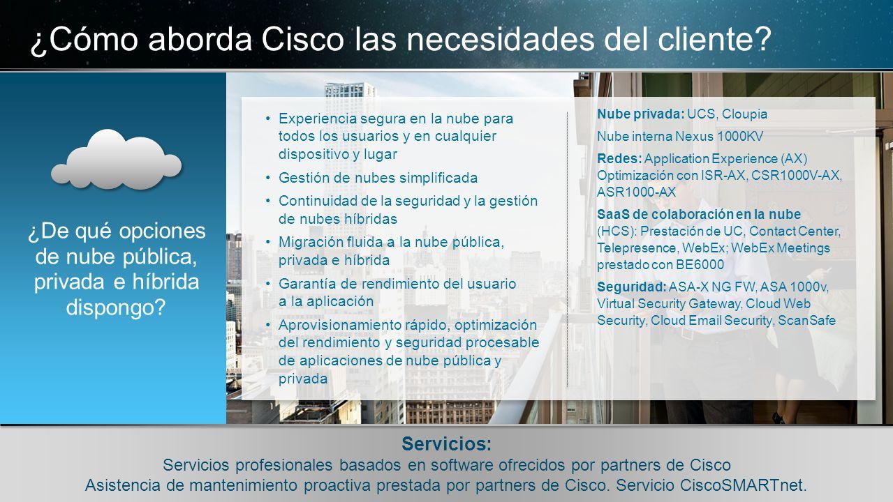 © 2010 Cisco y/o sus filiales. Todos los derechos reservados. Información confidencial de Cisco 8 © 2010 Cisco y/o sus filiales. Todos los derechos re