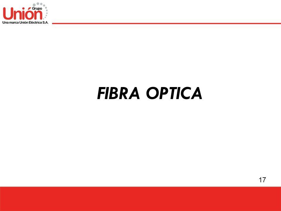 17 FIBRA OPTICA