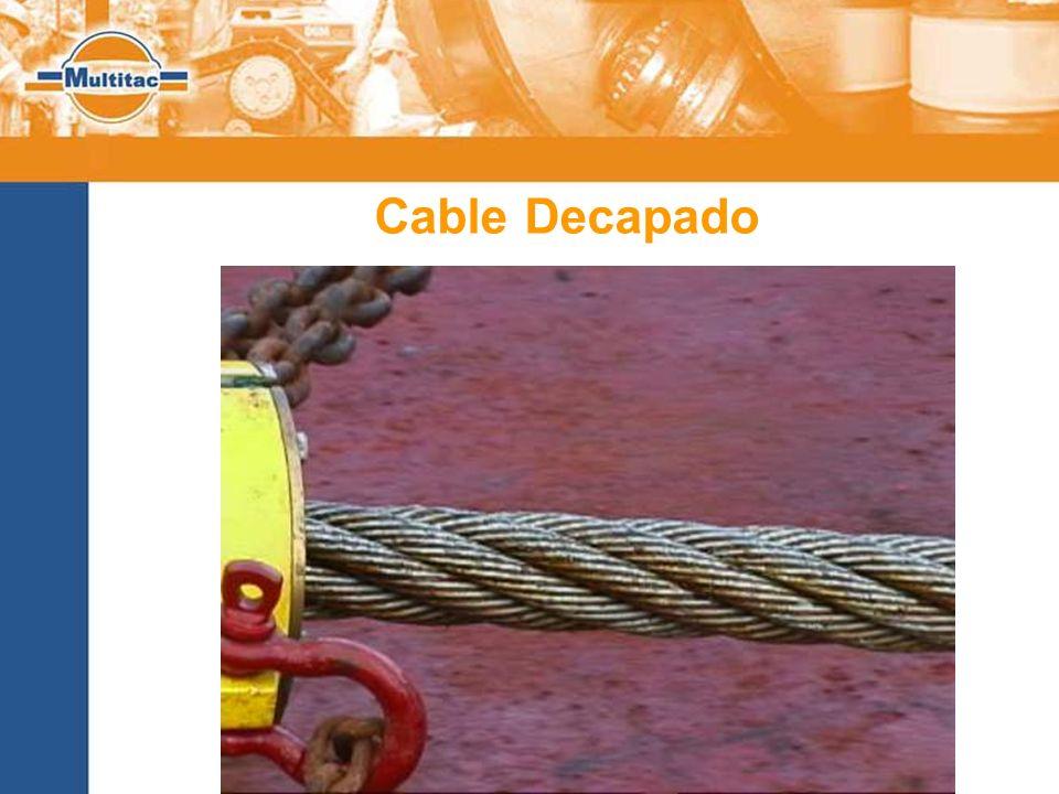 Cable Decapado