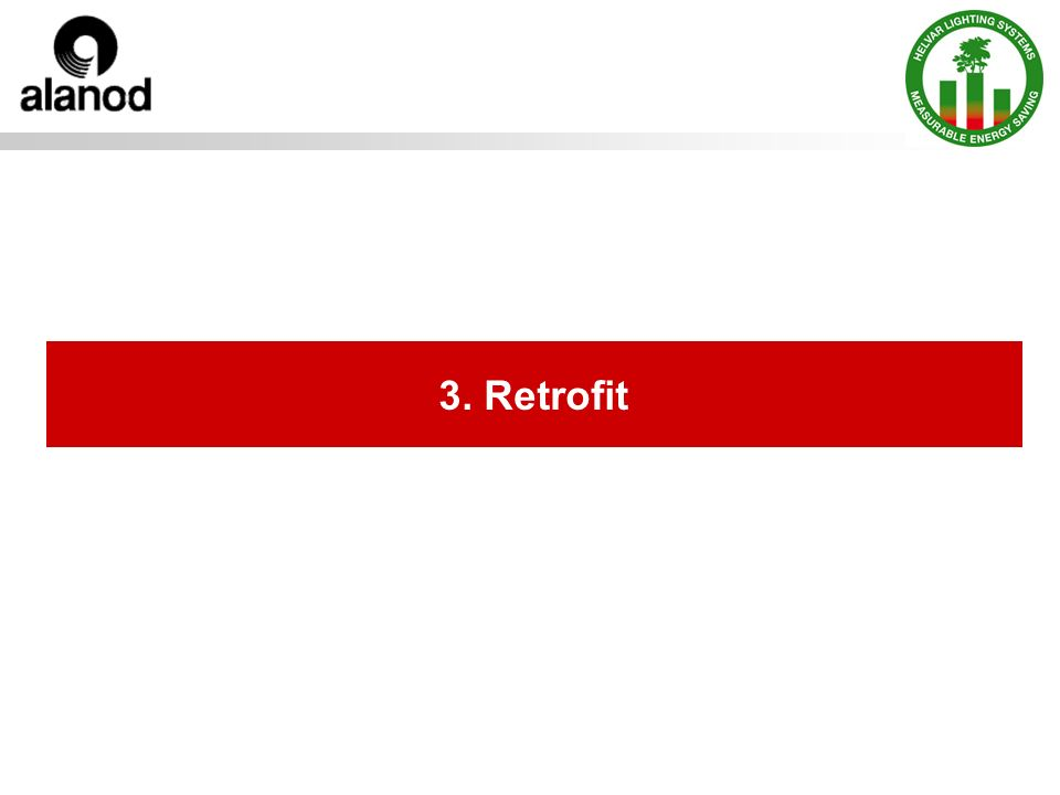 3. Retrofit