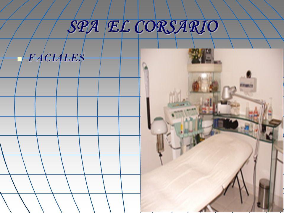 SPA EL CORSARIO SERVICIO SPEEDY WI-FI.