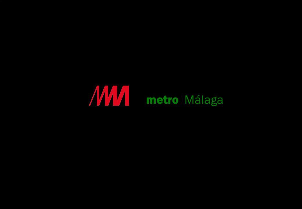 SEÑALIZACIÓN FERROVIARIA metro Málaga