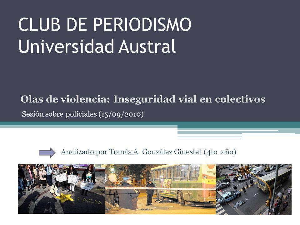 3 Septiembre – Línea 67 El caso de Cordero, se suma a una serie de siniestros en los que se ven involucrados colectivos y que ya despertaron el alerta de ciudadanos y autoridades.