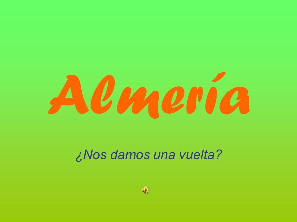 Porque Almería sí es diferente … Esto es sólo un 1% de lo que te puedo enseñar de ella Espero que te haya gustado Hecho por… Jesús Hernández Pérez (Archivo Endesa Almería) Algunas de los fotos han sido tomadas de Internet.