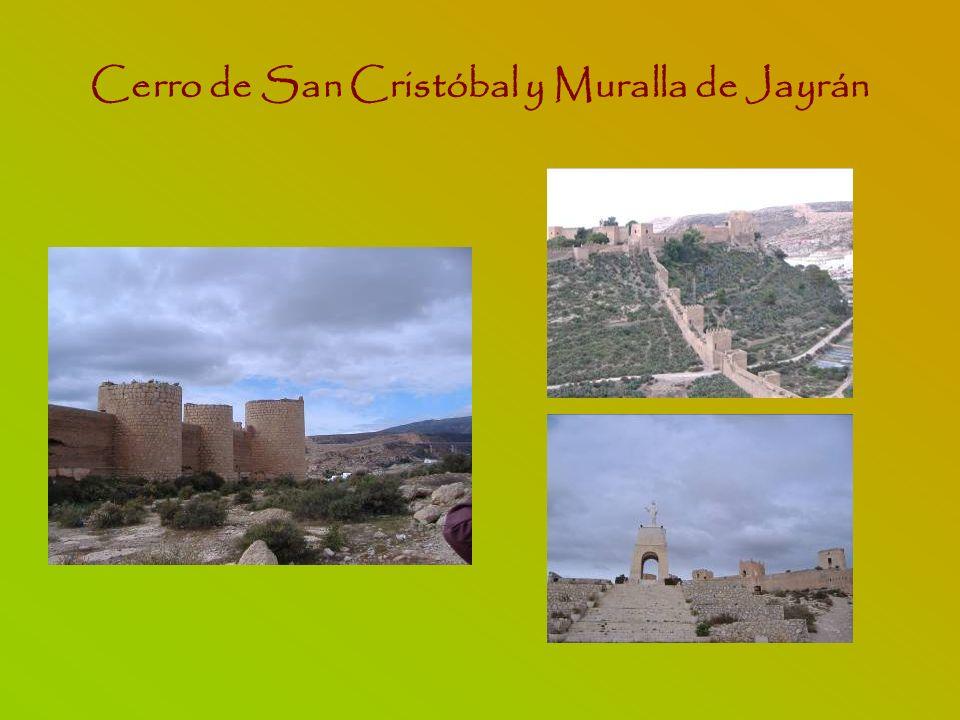 Cerro de San Cristóbal y Muralla de Jayrán