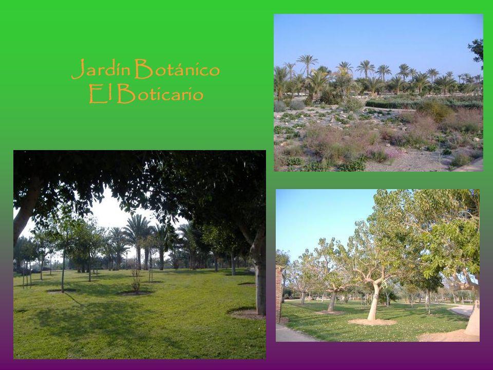 Jardín Botánico El Boticario