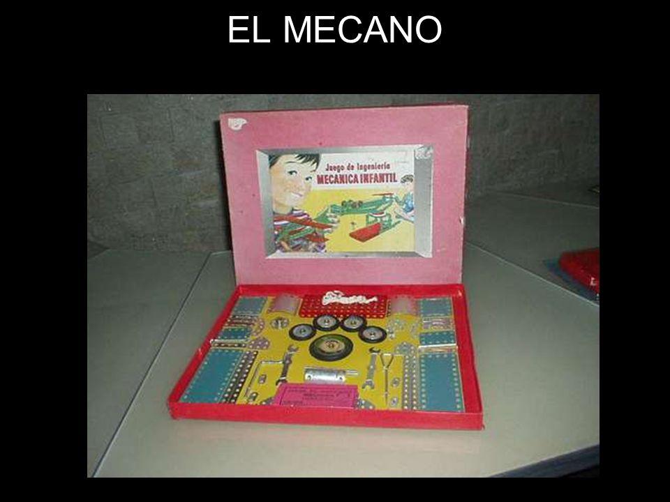 EL MECANO