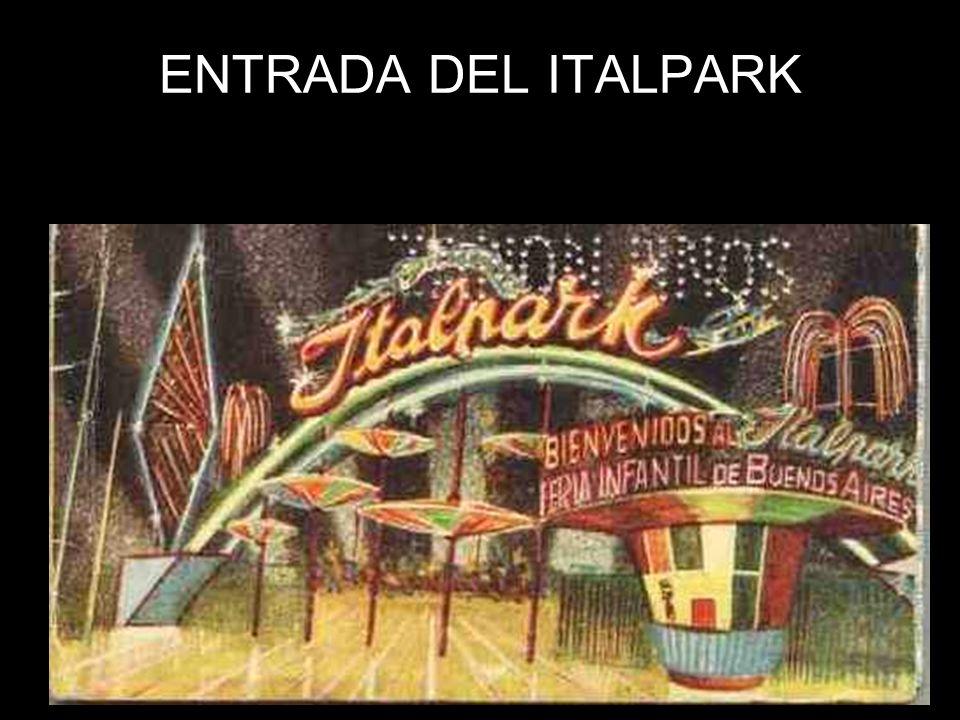 ENTRADA DEL ITALPARK