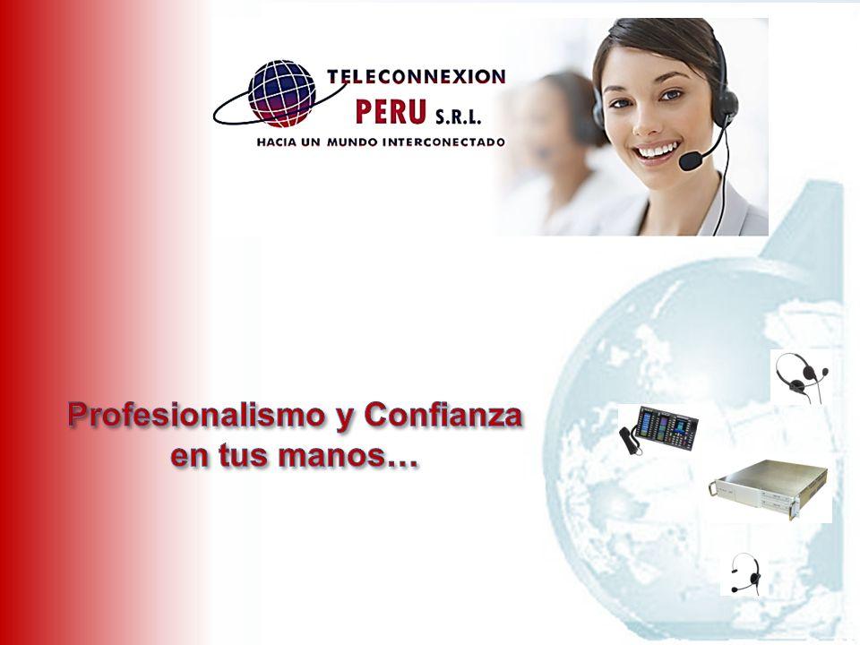 Somos una Empresa Peruana del sector Privado, especializada en las áreas de Telecomunicaciones y Sistemas de Seguridad electrónica; contamos con personal técnico altamente calificado.