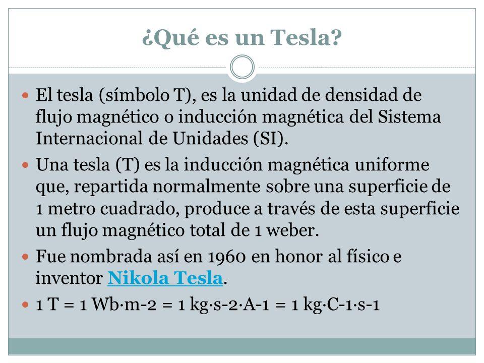 ¿Qué es un Gauss?