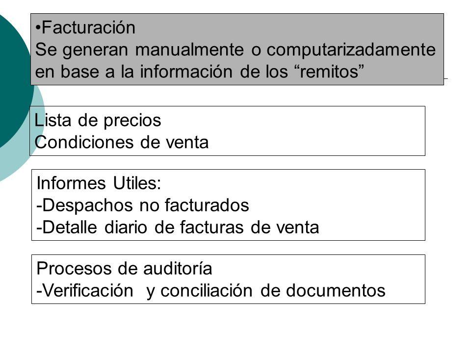 Proceso de Producción y empaque Este control es más técnico que contable Es sano el prever: Estudios permanentes de fórmulas y requerimientos de producción.