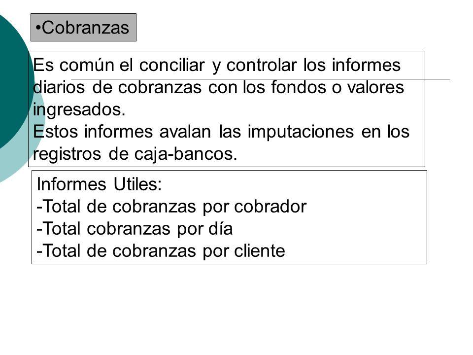 8.Verificar que las cuentas por cobrar estés adecuadamente respaldadas.