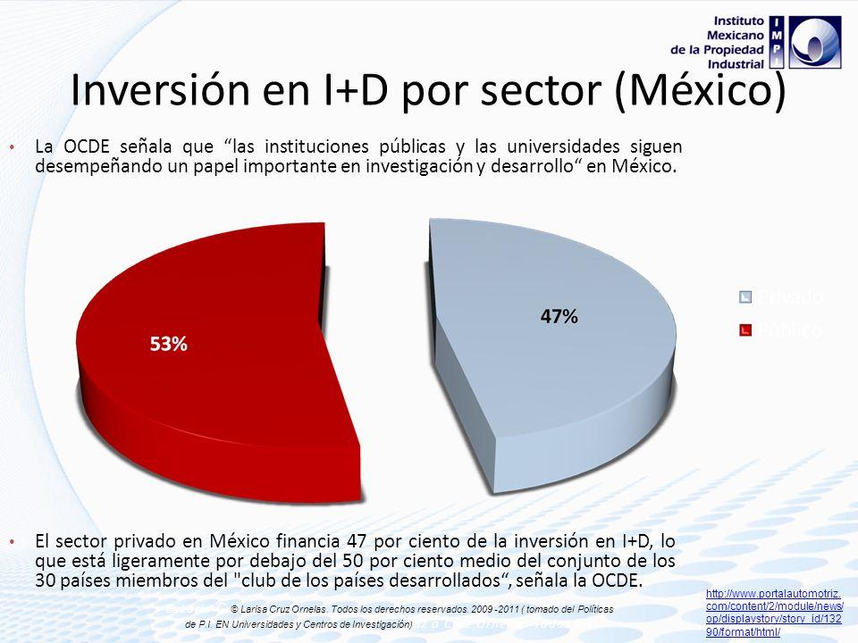 PANORAMICA El nivel de desarrollo de México afecta a su sistema de innovación, dice el informe, que destaca como los activos más importantes del país
