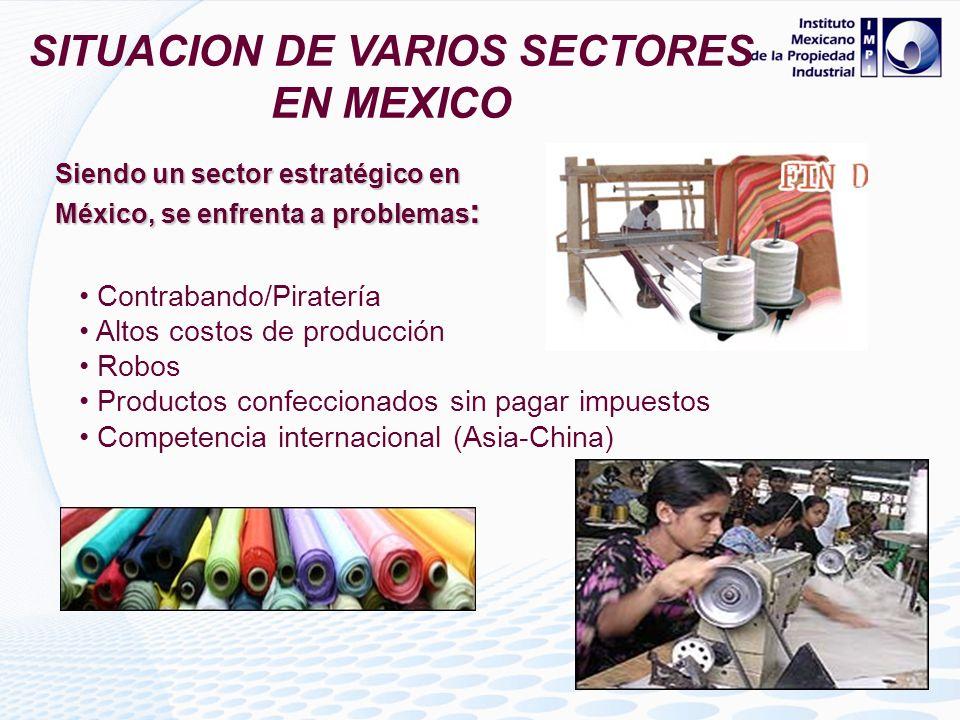 Situación México OCDE Incluso como codesarrolladores de inventos, en alianza con investigadores internacionales, su presencia es marginal y dentro del